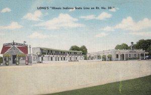 HIGHWAY 30, Long's  Illinois Indiana State Line, Illinois, 30-40s