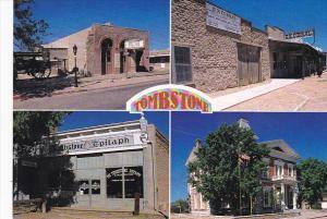Multi View Tombstone Arizona