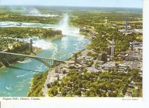 Postal 035714 : Niagara Falls Ontario Canada