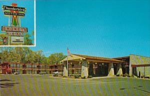 Virginia Fredericksburg Thunderbird Motor Inn 1985