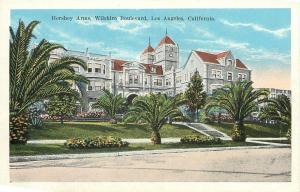 Los Angeles~Hershey Arms Hotel~Wilshire Boulevard & Rampart~Razed 1957~1920s PC
