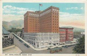 OGDEN, Utah, 1900-10s; Hotel Bigelow