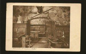 Austria Vintage Weinstube St Urbani-Keller Wien Pub Interior Photo Postcard