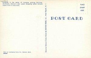 MI, Detroit, Michigan, Northland Shopping Center, Dexter Press No. 80998