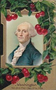 George Washington Washington's Birthday