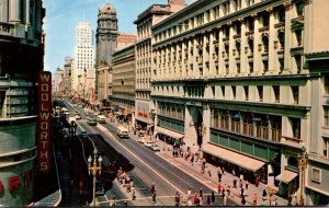 California San Francisco Market Street Woolworth