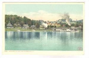 Weirs from the Lake, Lake Winnipesaukee,New Hampshire, 1904