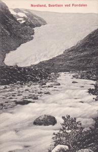 Nordland, Svartisen ved Fondalen. Norway , 00-10s