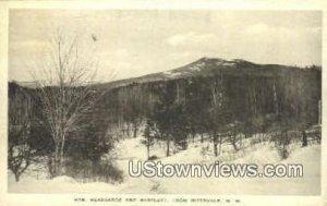 Mts. Kearsarge & Bartlett in Intervale, New Hampshire
