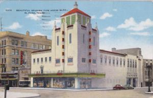 Kress Bldg , EL PASO , Texas , PU-1952