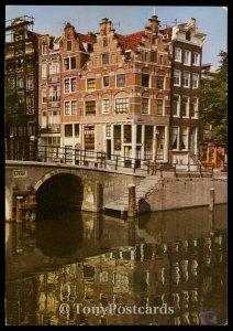 Amsterdam, Prinsengracht - Brouwersgracht