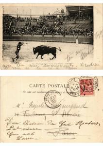 CPA Bullfighting - Corrida de Toros - Suerte de Banderillas (776042)