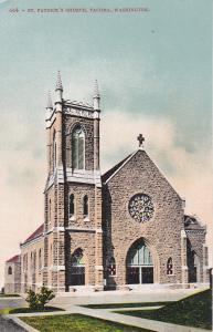 TACOMA, Washington, 1900-1910's; St. Patrick's Church