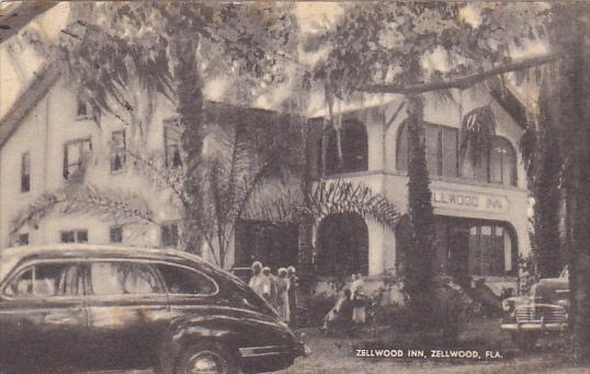 Florida Zellwood The Zellwood Inn 1949