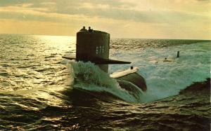 USS Billfish, Nuclear Attack Submarine