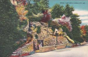 Spring Cliff Drive Kansas City Missouri