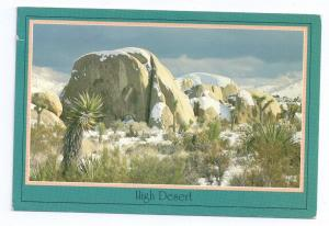 Joshua Tree National Park California High Desert Winter PC