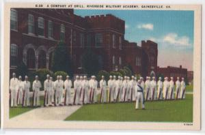 Gainesville GA -Company Drill - Riverside Military Academy