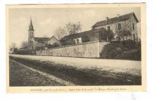 Moustier, France, 1910s