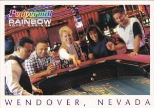 Nevada Wendover Peppermill Rainbow Hotel & Casino
