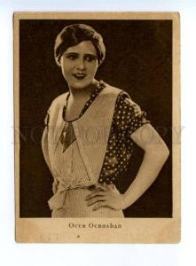 164300 Ossi OSWALDA German BALLET Dancer MOVIE Actress Vintage