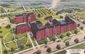 Nebraska Omaha Creighton Memorial Saint Josephs Hospital Our Lady Of Victory ...