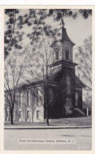 MILFORD , New Jersey , 1920-30s ; First Presbyterian Church