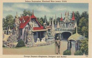 VINELAND , New Jersey , 30-40s; Palace Depression