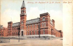 12421  New York City 1902     7th Regiment  Armory  aka  Park Avenue Armory