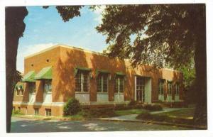 Elbert Ivey Memorial Library, Hickory, North Carolina, 1940-1960s