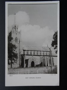 Norfolk EAST HARLING CHURCH c1934 RP Postcard by Raphael Tuck EHA4