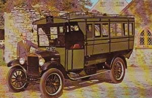 Vintage Auto 1921 Ford Model TT Bus