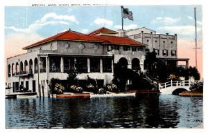 Michigan  Bell Isle ,  Detroit Boat Club