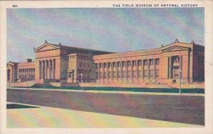 Illinois Chicago The Field Museum Of Natural History 1934