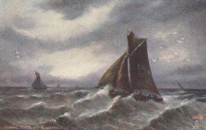 BLACKPOOL , UK , 00-10s ; Rough Seas ; TUCK 6649