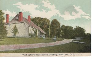 US    PC1197 WASHINGTON'S HEADQUARTERS, NEWBURG, NY