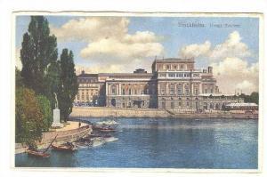 Stockholm , Sweden , 00-10s ; Kungl. Teatern