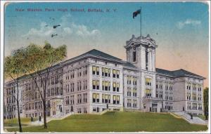 New Masten Park High School, Buffalo NY