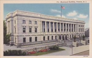 Municipal Building Trenton New Jersey