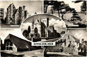 CPA DIVES-sur-MER - Scenes (383439)