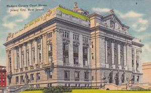 Hudson County Court House, Jersey City, New Jersey, 30-40s