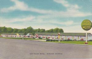 Sun Valley Motel , WORLAND , Wyoming , 30-40s