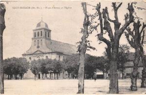 B58703 Neuf Briach Place d`Armes ert l`Eglise   france