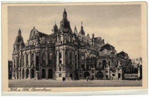 Koln a Rh., Opernhaus, Cologne, Germany, Unused, (5508)