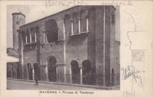 Palazzo Di Teodorico, Ravenna (Emilia Romagna), Italy, 00-10s