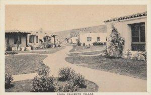 TIJUANA HOT SPRINGS, Mexico, 1920s; Agua Caliente Villas