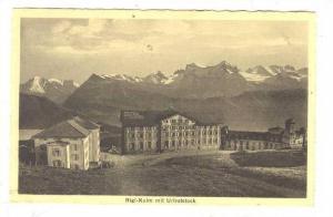 Rigi-Kulm mit Urirotstock , Switzerland , 00-10s