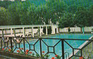 Virginia Hot Springs The Homestead Swimming Pool
