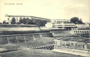 Calcutta, India Fort William  Fort William