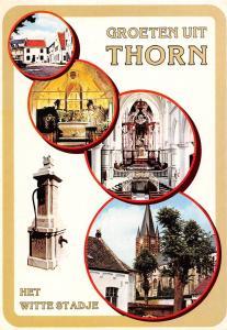 Netherlands Groeten uit Thorn het Witte Stadje
